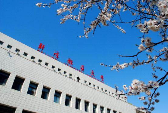 北京林业大学校区建设