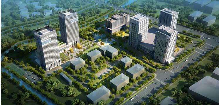 昆山海创大厦项目案例
