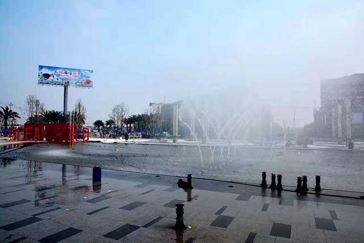 荆州海洋世界项目案例
